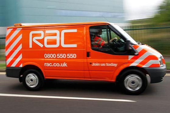 RAC Joint Breakdown Cover