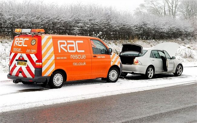 RAC Membership Costs